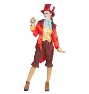 Disfraz de Conejo Alicia en el País de las Maravillas para mujer