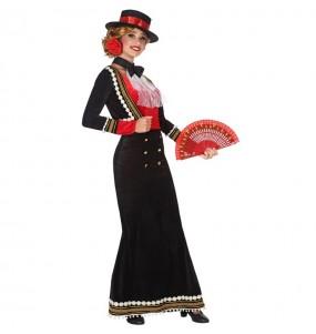 Disfraz de Cordobesa Feria de Abril para mujer