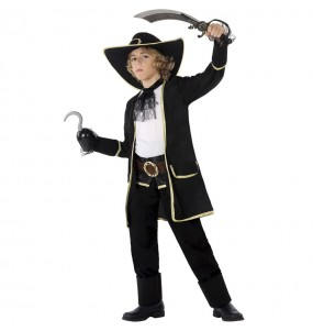 Disfraz de Corsario Pirata para niño