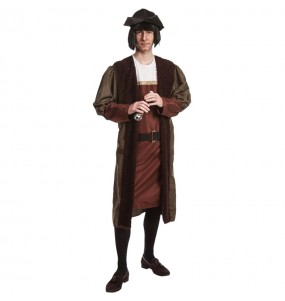 Disfraz de Cristóbal Colón Adulto
