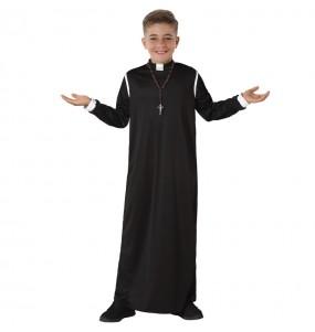 Disfraz de Cura para niño