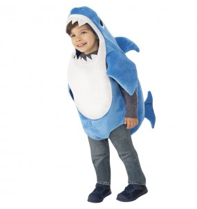 Disfraz de Daddy Shark para niños