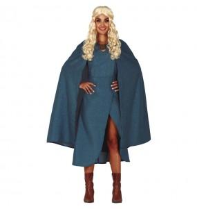 Disfraz de Daenerys Reina Dragones para mujer