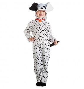 Disfraz de Dálmata para niño