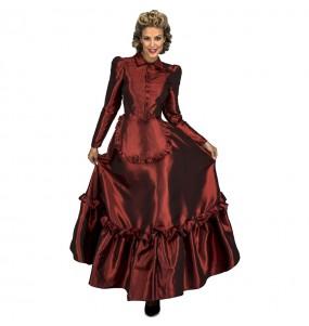 Disfraz de Dama del Oeste de Westworld para mujer