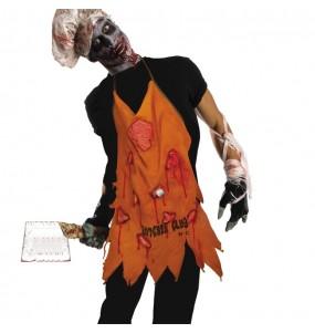 Disfraz de Delantal Sangriento