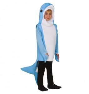Disfraz de Delfín para niño