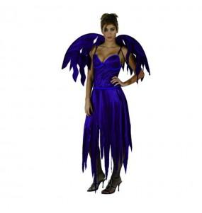 Disfraz de Demonia Gótica Sexy para mujer