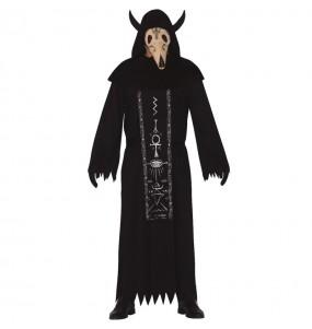 Disfraz de Demonio Baphomet para hombre