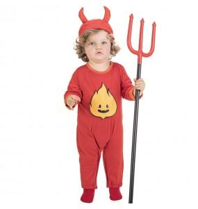 Disfraz de Demonio Infernal para bebé