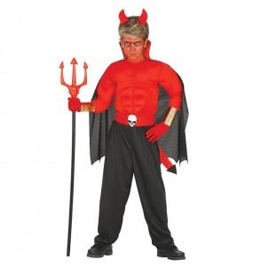 Disfraz de Demonio Infernal para niño