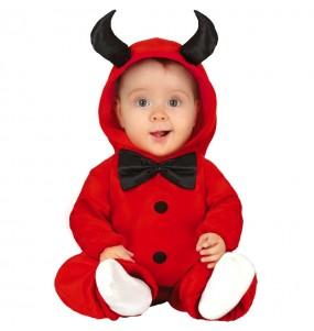 Disfraz de Demonio Lucifer para bebé