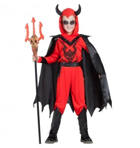Disfraz de Demonio sectario para niño