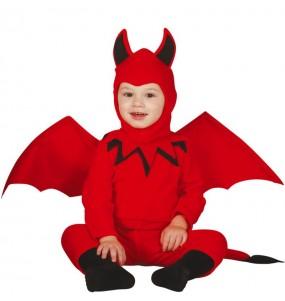Disfraz de Diablo alado para bebé
