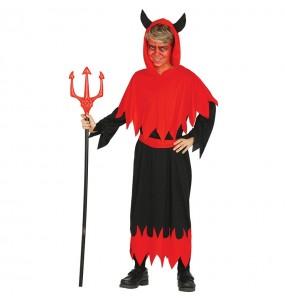 Disfraz de Diablo del Infierno para niño