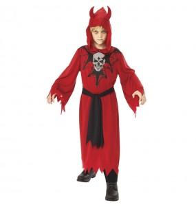 Disfraz de Diablo justiciero para niño