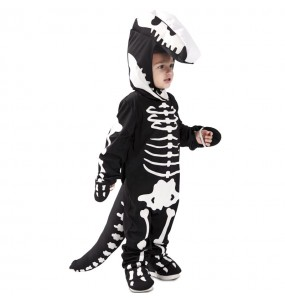 Disfraz de Dinosaurio esqueleto para niño