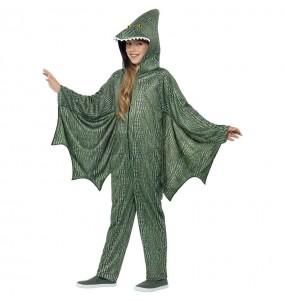 Disfraz de Dinosaurio Pterodáctilo para niño