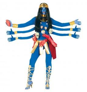 Disfraz de Diosa Hindú para mujer