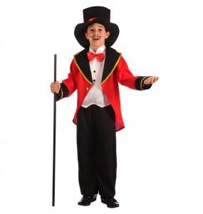Disfraz de Director de Circo para niño