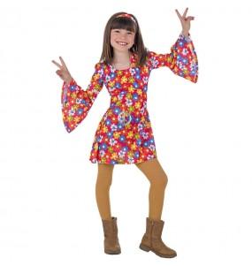 Disfraz de Chica Disco para niña