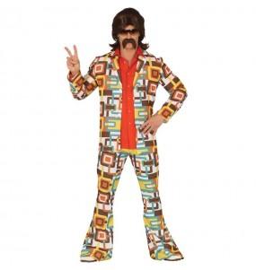 Disfraz de Discotequero Años 70 para hombre