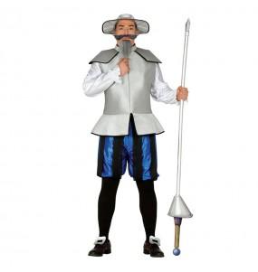 Disfraz de Don Quijote de la Mancha Adulto