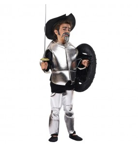 Disfraz de Don Quijote de la Mancha para niño