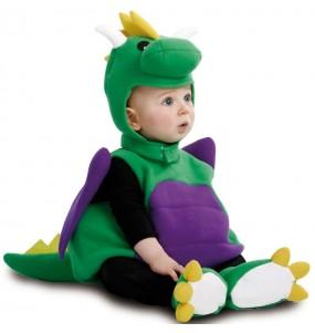 Disfraz de Dinosaurio para bebé