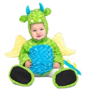 Disfraz de Dragón Peluche para niño