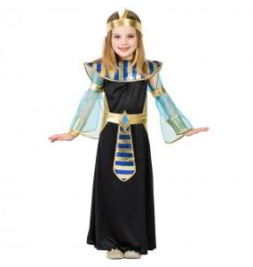 Disfraz de Egipcia Asenet para niña