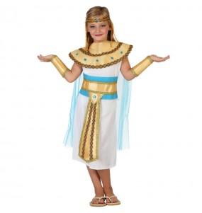 Disfraz de Egipcia Reina Nilo para niña