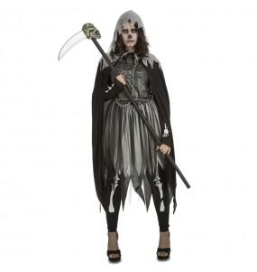 Disfraz de Ejecutora de la Muerte para mujer