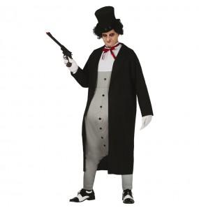 Disfraz de El Pingüino Batman para hombre