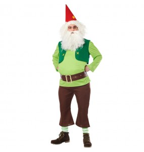 Disfraz de Elfo Navideño
