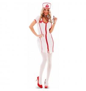 Disfraz de Enfermera sexy mujer barato