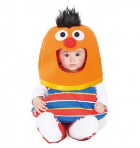 Disfraz de Epi Barrio Sésamo para bebé balloon