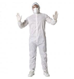 Disfraz de EPI Pandemia para adulto