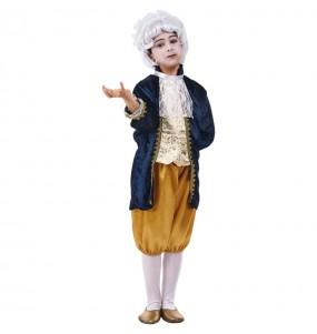 Disfraz de Época Luis XV para niño