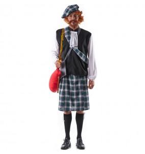 Disfraz Escocés Celta para hombre