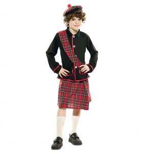 Disfraz de Escocés clásico para niño
