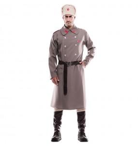 Disfraz de Espía Ruso para hombre