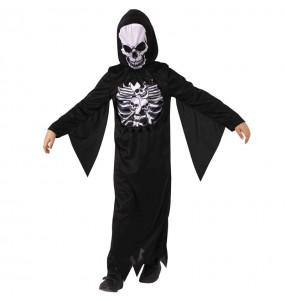 Disfraz de Esqueleto Misterioso para niño