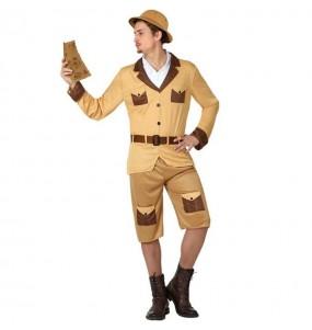 Disfraz de Explorador de la Selva