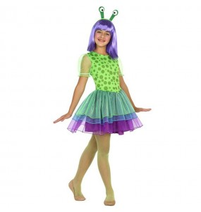 Disfraz de Extraterrestre para niña