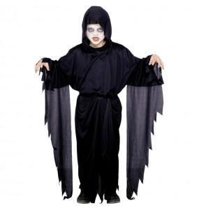Disfraz de Fantasma oscuro para niño