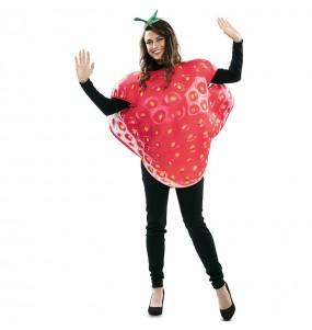Disfraz de Fresa para adulto