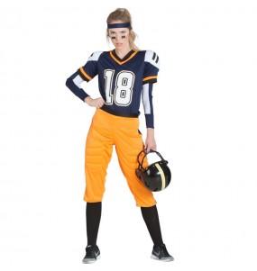 Disfraz de Fútbol Americano NFL para mujer