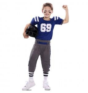 Disfraz de Fútbol Americano Super Bowl para niño
