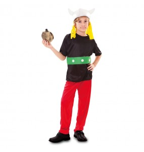 Disfraz de Galo Asterix para niño